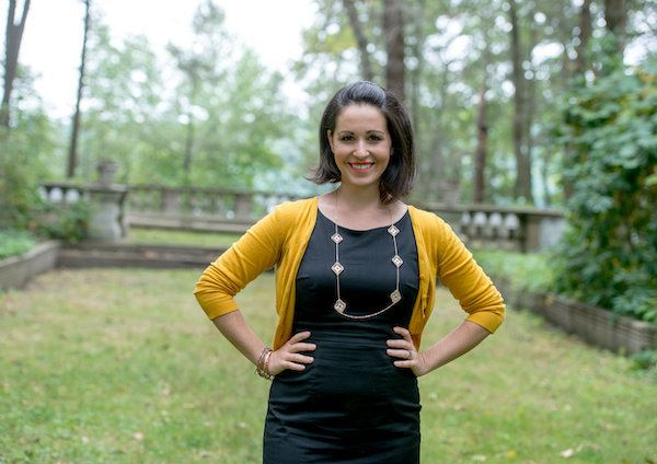 Beth Santos, CEO of Wanderful and mother of two