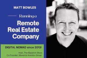 Matt Bowles, Maverick Investor Group