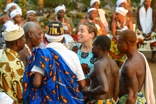 Traveling in Africa and learning life lessons