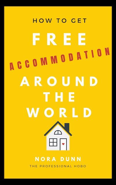 how to get free accommodation around the world