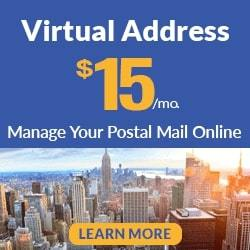 Post Scan Mail, US virtual mailboxes