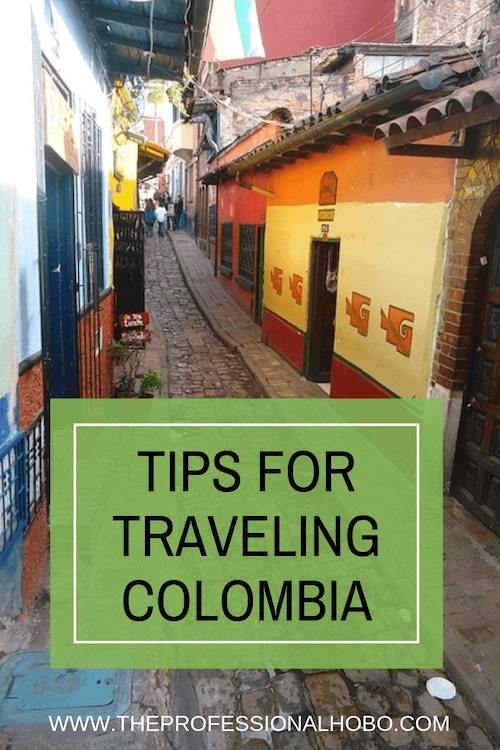 Is Colombia Safe? Learn about Colombia through two weeks of letters written back and forth with my Dad, who was initially none to thrilled at my choice of destination. #FullTimeTravel #TravelPlanning #TravelTips #SaveMoneyTraveling #MakingMoneyWhileTraveling #Colombia #Bogota #TravelSafety #IsBogotaSafe #ColombianFood #SouthAmerica
