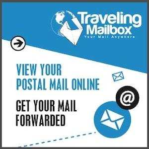 Traveling Mailbox Virtual Mailing Service