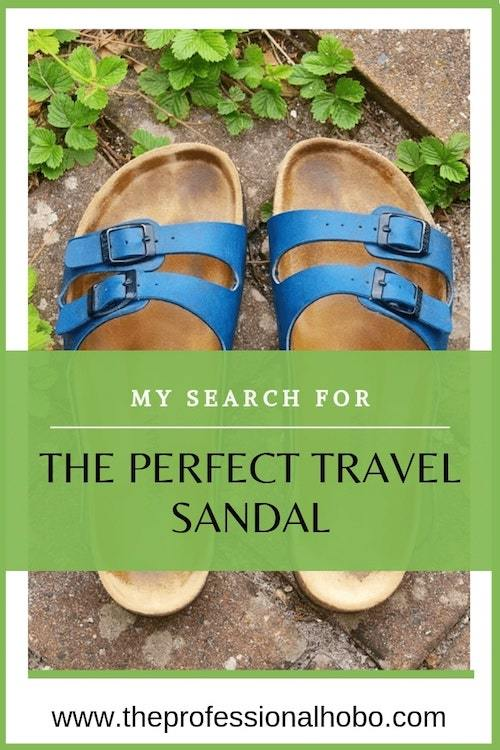 Here is what makes for the perfect travel sandal, the most comfortable sandal, the cutest sandal, and the best all-round sandal for travel and more. #shoes #travelsandals #sandals #comfortablesandals #crocs #wiivv #customsandals #naots #teva #chaco #barefootsandals #taos