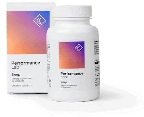 sleep supplement from Performance Lab Opti-Nutra