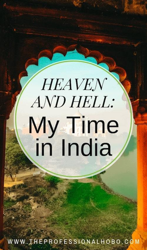 My month in India - as well as my two weeks of Panchakarma treatments - were both heaven and hell. Here's what happened, and what I learned from it all. #Panchakarma #IndiaTravel #India #FullTimeTravel #TravelPlanning #BudgetTravel #TravelTips #DestinationGuides