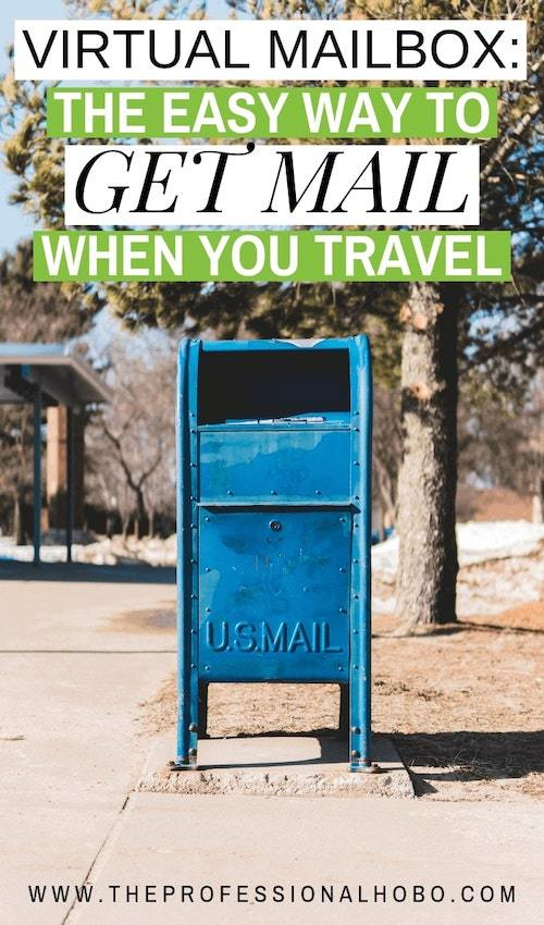 Having a virtual mailbox helps full time and frequent travelers keep on top of important mail without burdening someone at home. Here are the basics of virtual mailing services; who might need them, how much they cost, resources, and criteria to evaluate your needs. #VirtualMailbox #FullTimeTravel #TravelPlanning #BudgetTravel #TravelTips #ExpatLife